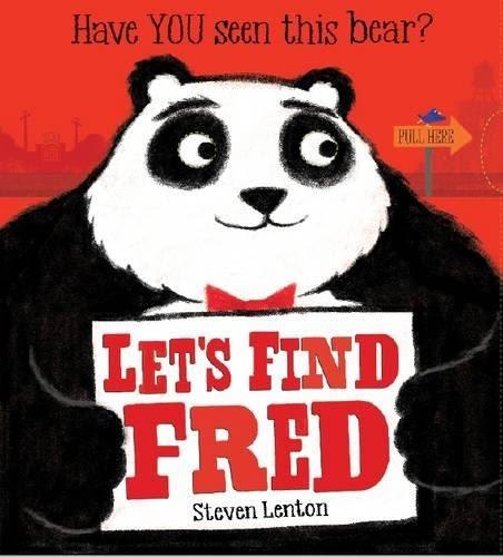 【麥克書店】HAVE YOU SEEN THIS BEAR?  LETS FIND FRED /英文繪本+《主題:幽默.尋找遊戲》