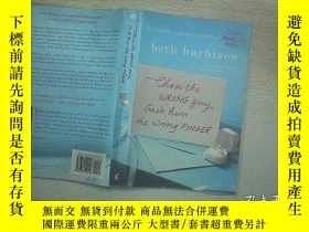 二手書博民逛書店BETH罕見HARBISON THORE THE WRONG G