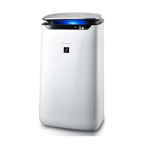 【SHARP 夏普】15坪自動除菌離子空氣清淨機 FP-J60T-W