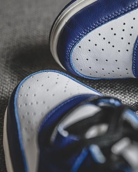IMPACT Ambush x Nike Dunk High Deep Royal 藍白 皇家藍 CU7544-400