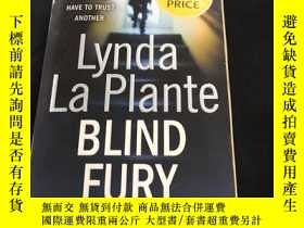 二手書博民逛書店Lynda罕見La Plante Blind FuryY2586