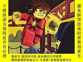 二手書博民逛書店LEGO罕見忍者系統 The Rescue MissionY21
