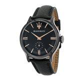 【Maserati 瑪莎拉蒂】/簡約皮帶錶(男錶 女錶)/R8851118004/台灣總代理原廠公司貨兩年保固