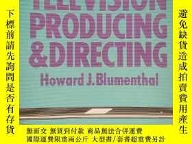 二手書博民逛書店Television罕見Producing & Directin
