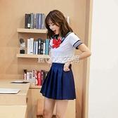 熱銷爆款日韓系校服套裝 學生制服女JK制服水手服 SUPER SALE 交換禮物