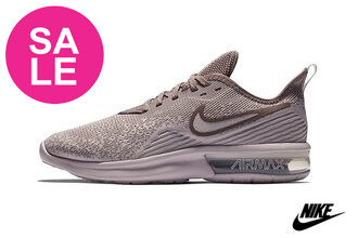 NIKE Wmns Air Max Sequent 4 運動鞋 女款 氣墊 透氣慢跑鞋O7220#粉紅◆OSOME奧森鞋業