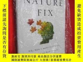 二手書博民逛書店The罕見Nature Fix: Why Nature Make