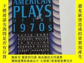 二手書博民逛書店Famous罕見American Plays of the 19
