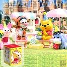 日本迪士尼-小熊維尼派對系列公仔盒玩(隨機出貨)-玄衣美舖