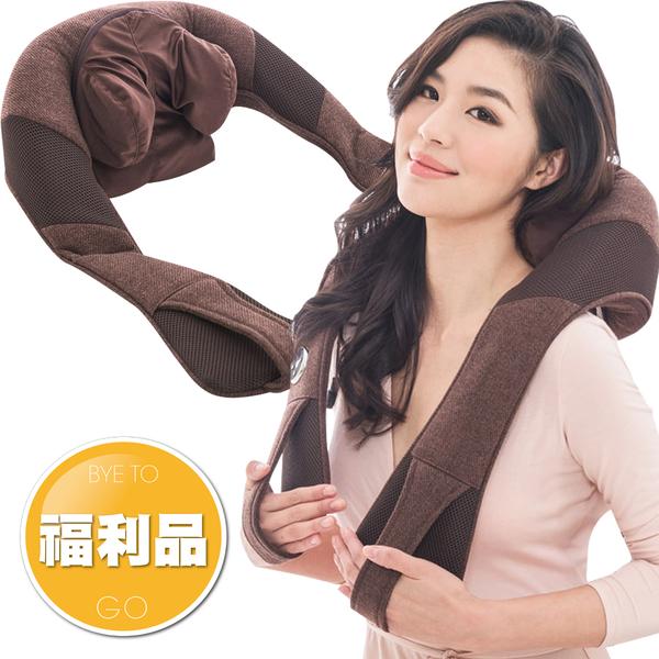 福利品 tokuyo 肩頸鬆按摩器 TH-519(頸部擬真揉夾手感)
