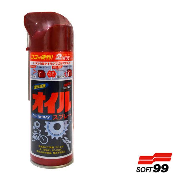 【旭益汽車百貨】SOFT 99 新黑油潤滑劑