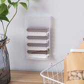 【BlueCat】壁掛式雙色食物零食保鮮封口夾 (十入)