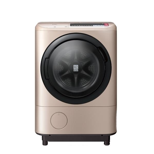日本製*【日立家電】12.5KG 滾筒洗脫烘洗衣機 《BDNX125BJR》右開式