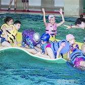 浮毯 水上浮毯游泳坐騎水上浮床浮動碼頭水上休閑水床浮排海上游泳裝備YTL