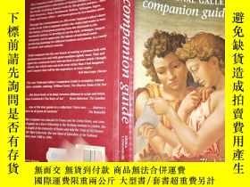 二手書博民逛書店companion罕見guideY9766 出版1994