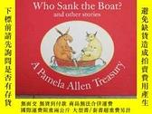 二手書博民逛書店Who罕見Sank the Boat? and other st