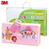 【3M專櫃】兒童睡袋(公主)+四季午安被胎超值組