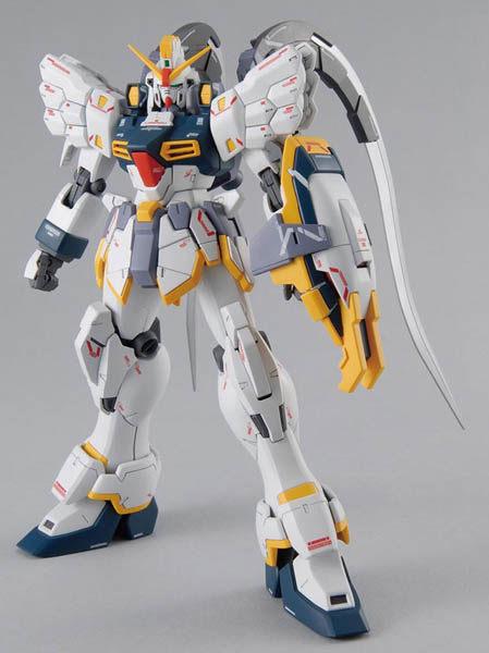 新機動戰記鋼彈W劇場版 敗者的榮光 BANDAI組裝模型 MG 1/100 XXXG-01SR 沙漠鋼彈EW版