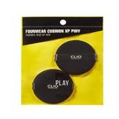 CLIO珂莉奧  專業玩美氣墊專用粉撲2入組【康是美】