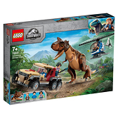 LEGO樂高 76941 Carnotaurus Dinosaur Chase 玩具反斗城