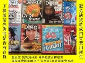 二手書博民逛書店Reader s罕見Digest 2011 (全十二期)Y225