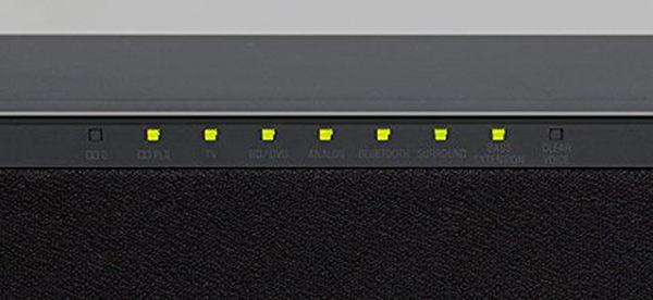 【福利品】YAMAHA山葉  Soundbar前置環繞劇院系統ATS1050(無支援HDMI輸入)