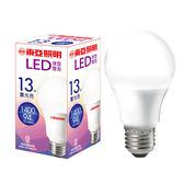 東亞 LED球型燈泡-白光(13W)【愛買】