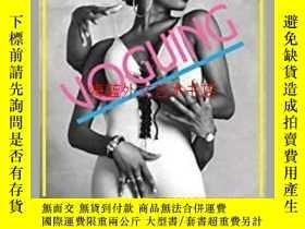 二手書博民逛書店Voguing罕見and the House Ballroom Scene of New York 1989-92