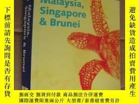 二手書博民逛書店Malaysia,Singapore罕見& Brunei (Lo