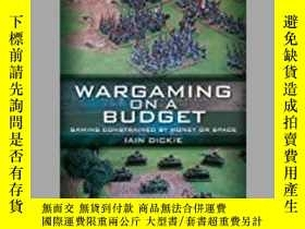 二手書博民逛書店Wargaming罕見on a Budget (damaged)-預算內的戰爭模擬(損壞)Y414958