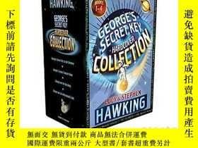 二手書博民逛書店George s罕見Secret Key Hardcover C