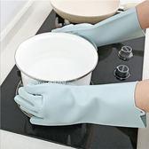 廚房用品 日系魔法萬用洗碗手套(一對) 【KFS202】123OK