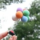 汽車擺件 汽車擺件車載告白氣球網紅可愛創意氣球擺件車內裝飾用品【快速出貨八折鉅惠】