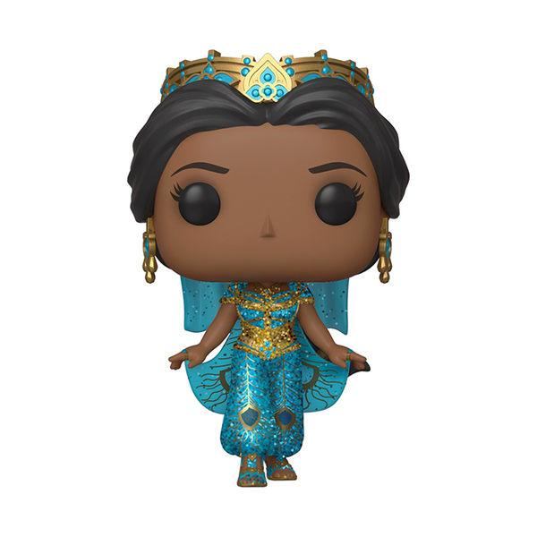 【 Funko 】 POP!系列 Q版公仔 迪士尼電影系列 阿拉丁真人版 - 茉莉公主╭★ JOYBUS玩具百貨