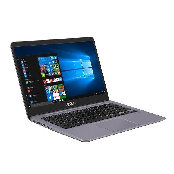 華碩 ASUS Vivobook S410UA 灰 256G SSD特仕升級版【升8G/i3 8130U/14吋/intel/輕薄筆電/Win10 S/Buy3c奇展】S410U