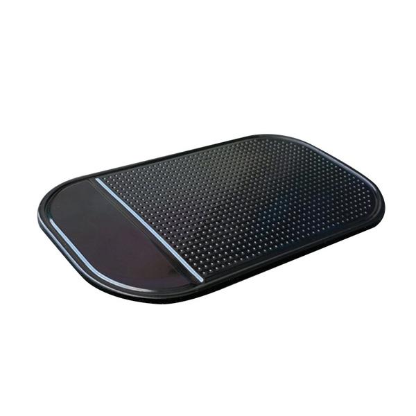 [7-11今日299免運]汽車手機防滑墊 車用矽膠止滑墊 車內手機黏貼墊(mina百貨)【G0014】