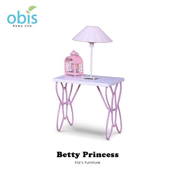 床邊桌 Kid's Neverland 貝蒂公主床邊桌【obis】