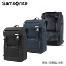 Samsonite 新秀麗 SEFTON DV5 商務智慧型筆電後背包 可放15吋筆電 背部暗袋 可插掛 3色可選