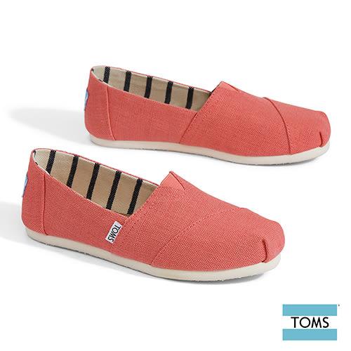 TOMS 繽紛VENICE帆布休閒鞋-女款(10011666 CACTUS)