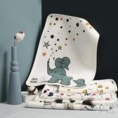 隔尿墊新生嬰兒寶寶用品防水透氣可洗大號水洗幼兒園床墊 【快速出貨】