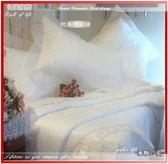 yufu's life -『永恆の愛』*╮六件式專櫃法國高級雪紡紗床罩組5*6.2尺