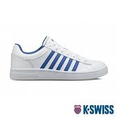 K-SWISS Court Winston時尚運動鞋-女-白/藍