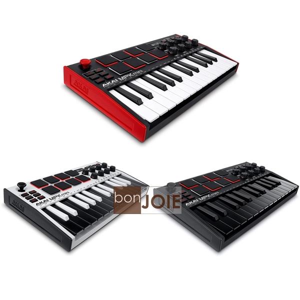 ::bonJOIE:: 第三代 Akai MPK Mini MK3 MIDI 三代新版 音樂鍵盤 Professional MPKmini MKIII Keyboard Key 控制鍵盤 樂器