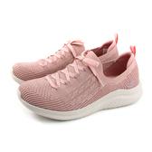 SKECHERS WIDE FIT 運動鞋 粉色 女鞋 寬楦 13356WROS no054