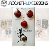【非凡樂器】J.RAD  ARCHER OVERDRIVE 失真效果器 / J.Rockett美國手工製 / 贈導線 公司貨保固