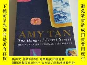 二手書博民逛書店AMY罕見TAN:the Hundred secret sens