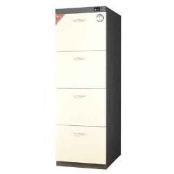 【南紡購物中心】防潮家 D-B4-4C 抽屜收納櫃