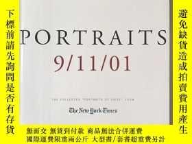 二手書博民逛書店PORTRAITS罕見9 11 01 The collected portraits of grief from