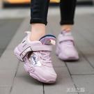 女童鞋 女童運動鞋新款網紅爆款軟底棉鞋小女孩中大童兒童鞋子 快速出货