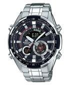 卡西歐CASIO EDIFICE數位雙顯錶款(ERA-600D-1A)原廠公司貨
